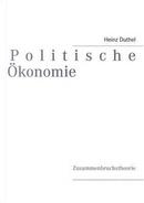 Politische Ökonomie by heinz Duthel