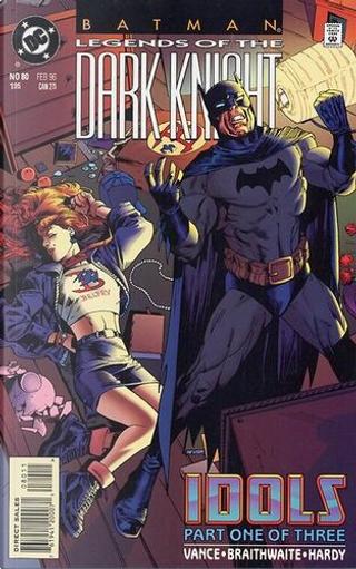 Batman: Legends of the Dark Knight n. 80 by James Vance