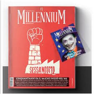 FQ Millennium n.6, anno I, ottobre 2017 by Antonio Padellaro, Ettore Boffano, Francesco Guccini, Luca Mercalli, Marco Travaglio, Peter Gomez, Shady Hamadi