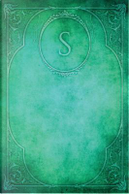 Monogram S Blank Book by N. D. Author Services