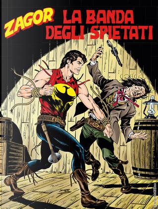 Zagor n. 632 (Zenith n. 683) by Antonio Zamberletti