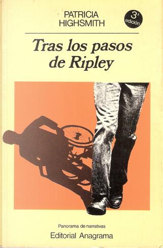 Tras los pasos de Ripley by Patricia Highsmith