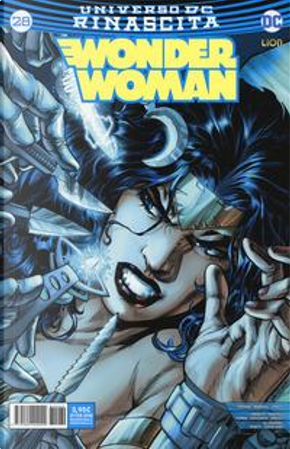Rinascita. Wonder Woman by Aa. VV.