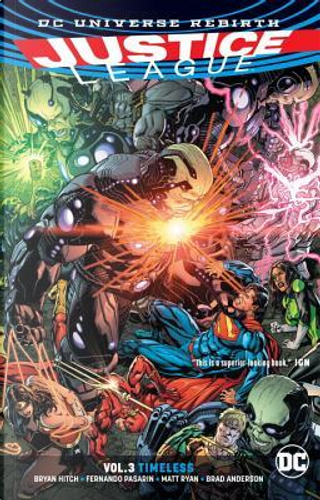 Justice League 3 by Bryan Hitch