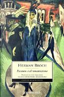Pasenow O El Romanticismo by Hermann Broch