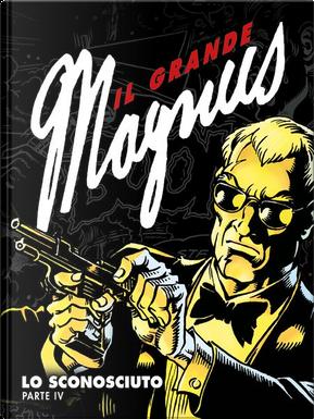 Il grande Magnus - Vol. 4 by Magnus