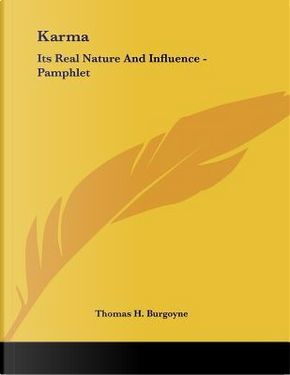 Karma by Thomas H. Burgoyne