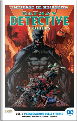 Batman - Detective comics vol. 3 by James Tynion IV, Marguerite Bennet