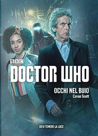 Doctor Who - Occhi nel buio by Cavan Scott