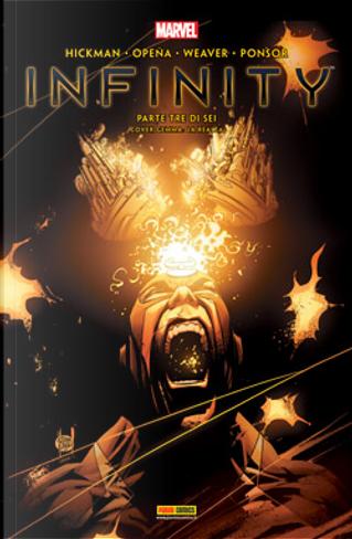 Infinity n. 3 by Frank Tieri, Jason Latour, Jonathan Hickman