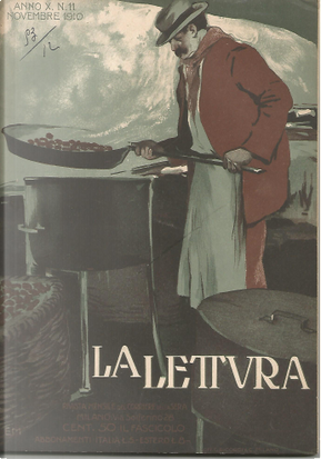 La lettura, anno X, n. 11, novembre 1910