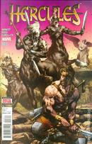 Hercules Vol.4 #3 by Dan Abnett