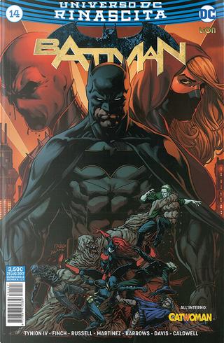 Batman #14 by James Tynion IV, Meredith Finch