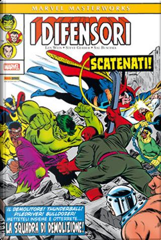 Marvel Masterworks: I Difensori vol. 3 by Chris Claremont, Jim Starlin, Len Wein, Steve Gerber