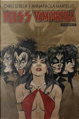 Kiss/Vampirella by Christopher Sebela