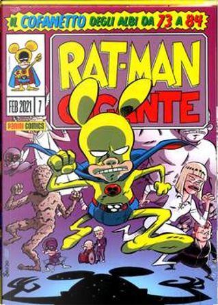 Rat-Man Gigante: Cofanetto n. 7 by Leo Ortolani