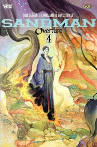 Sandman Overture n. 4 by Neil Gaiman