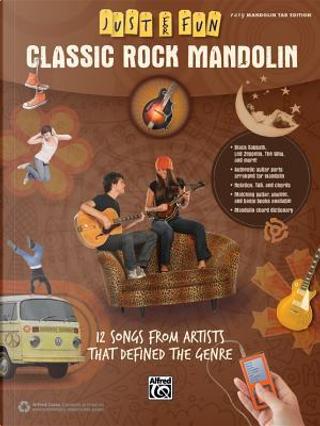 Classic Rock Mandolin by Alfred Publishing