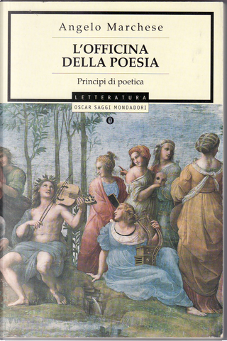 L' officina della poesia by Angelo Marchese