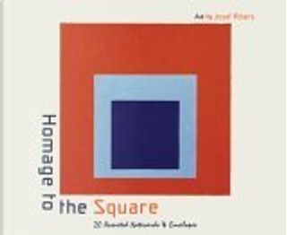 Homage to the Square Notecards by Josef Albers