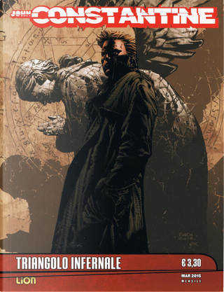 Constantine n. 3 by Jamie Delano, Rick Veitch