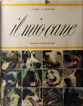 Il mio cane by Pierangelo Pesce