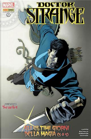Doctor Strange #9 by James Robinson, Jason Aaron