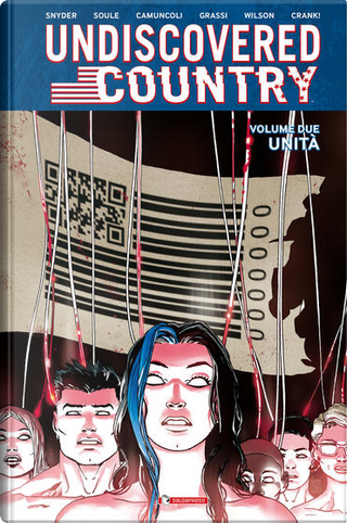 Undiscovered Country - Vol. 2 by Charles Soule, Scott Snyder