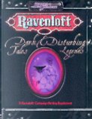 Dark Tales and Disturbing Legends by Ari Marmell, Brett King, Harold Johnson