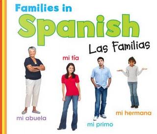 Families in Spanish by Daniel Nunn