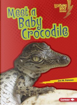 Meet a Baby Crocodile by Jon M. Fishman