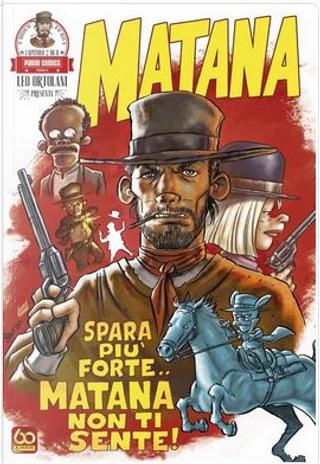 Matana n. 2 by Leo Ortolani