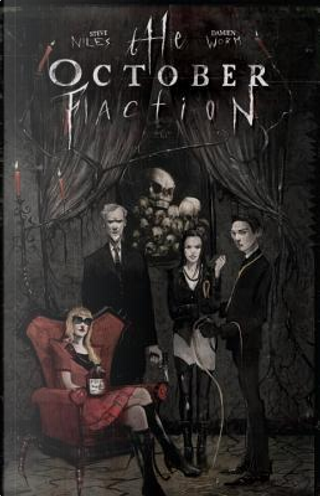October Faction 1 by Steve Niles