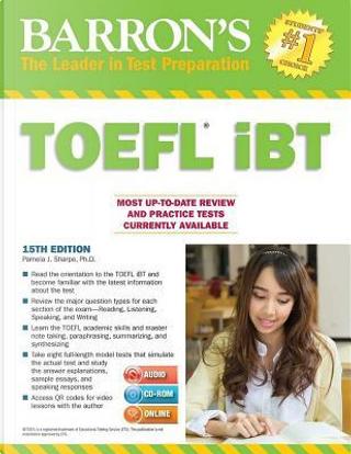 Barron's TOEFL iBT. Con 2 Audio by Barron's