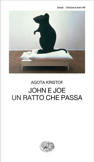 John e Joe. Un ratto che passa by Agota Kristof