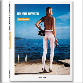 Helmut Newton - Polaroids by