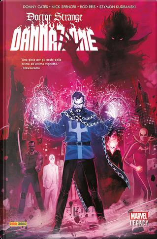 Doctor Strange - Dannazione by Christopher Sebela, Donny Cates, Nick Spencer