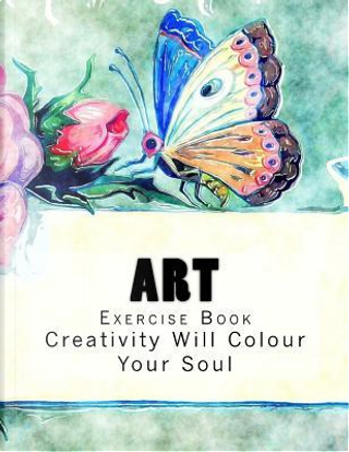 Art Exercise Notebook by Wild Pages Press