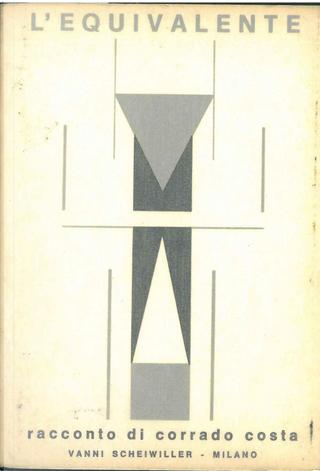 L'equivalente by Corrado Costa
