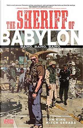 The Sheriff of Babylon, Vol. 1 by Tom King