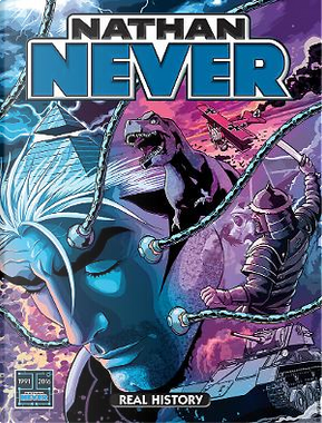 Nathan Never n. 310 by Davide Rigamonti, Giovanni Gualdoni, Stefano Munarini