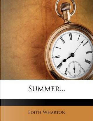 Summer by EDITH WHARTON