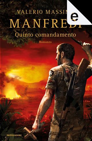 Quinto comandamento by Valerio Massimo Manfredi