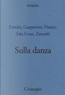 Sulla danza by Jean-Luc Nancy