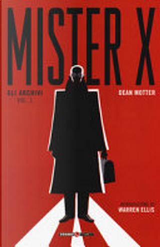 Mister X vol. 1 by Dean Motter