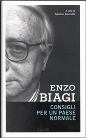Consigli per un Paese normale by Enzo Biagi