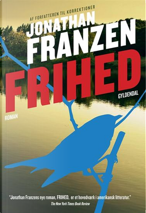 Frihed by Jonathan Franzen