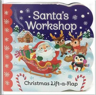 Santa's Workshop by Holly Berry-byrd
