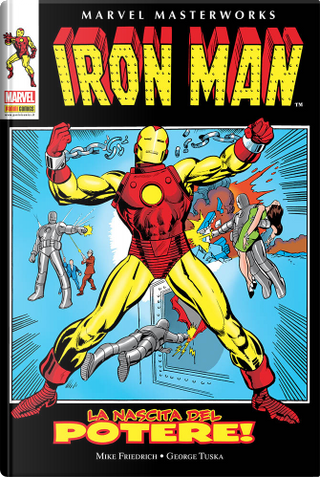Marvel Masterworks: Iron Man vol. 8 by Gary Friedrich, Gerry Conway, Mike Friedrich, Robert Kanigher, Roy Thomas