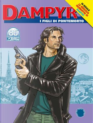 Dampyr n. 253 by Mirko Perniola